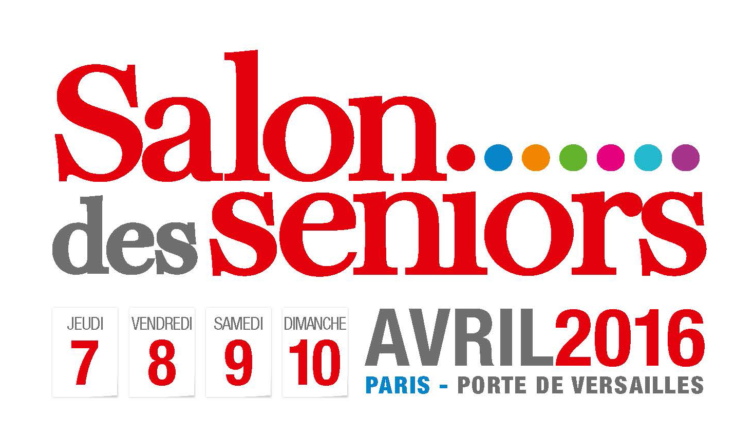Salon des seniors 2016 sopregi for Salon versailles 2016